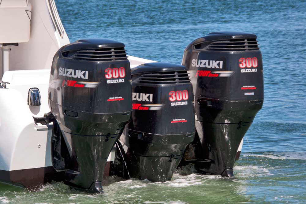 Second Hand Suzuki Outboards For Sale
